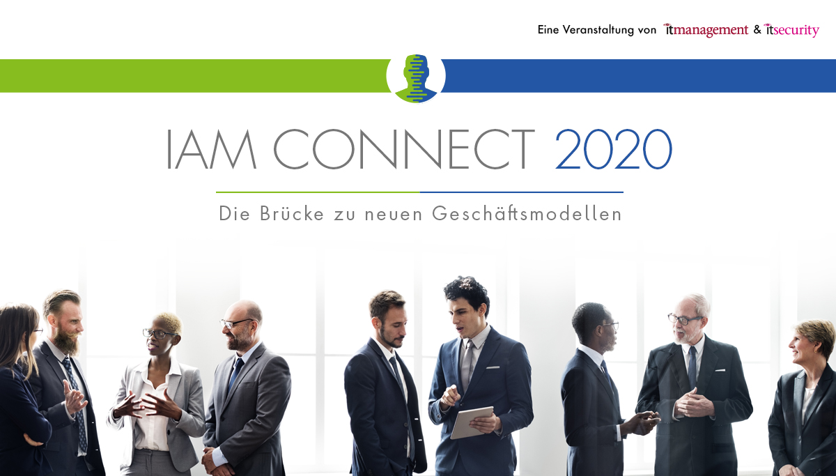 Header IAM CONNECT 2020